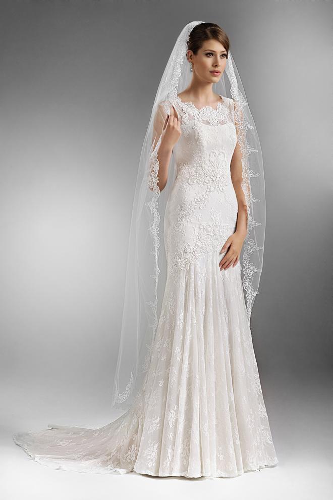 a1caacafa7ec Svadobné šaty Agnes Bridal Dream  Kolekcia 2016