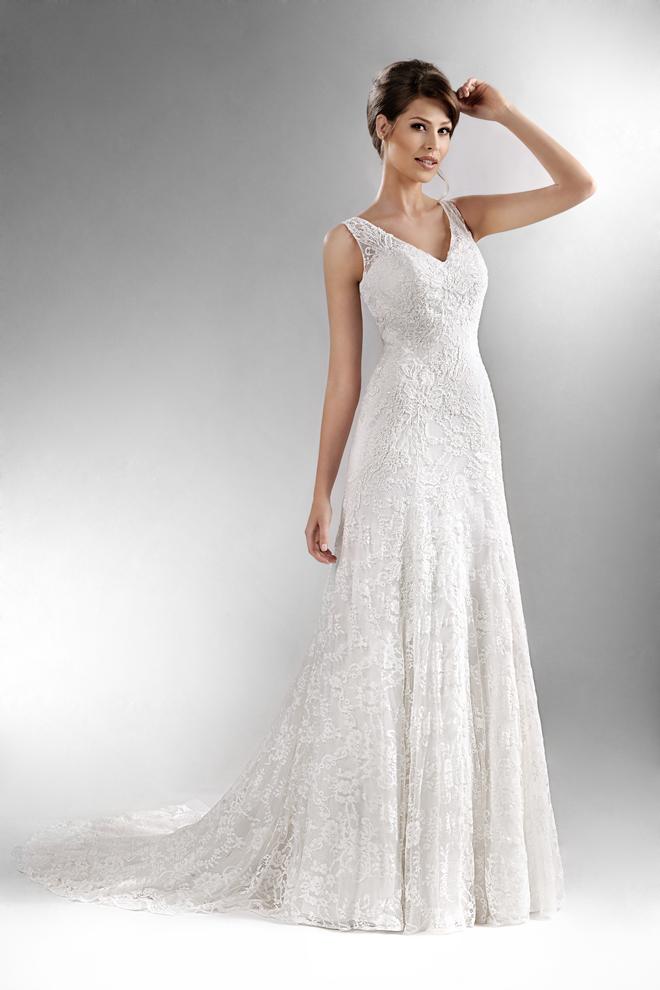 e15f04971103 Svadobné šaty Agnes Bridal Dream  Kolekcia 2016