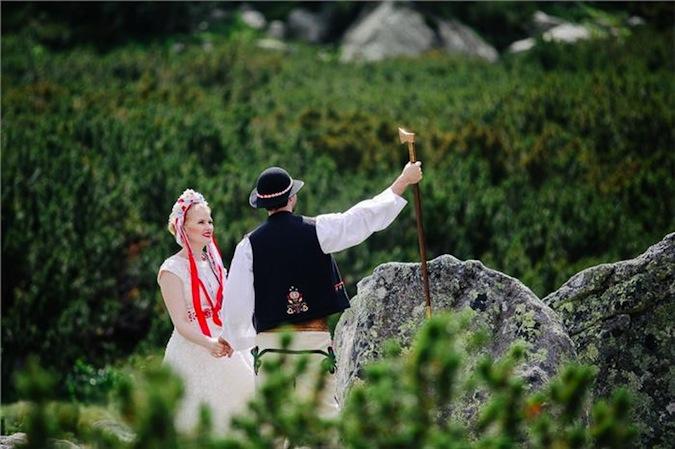Svadba: Martina a Viliam