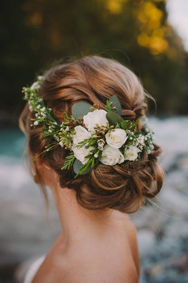 9ef72c0d9 Články Najkrajšie svadobné účesy: drdoly a vrkôčiky | všetko, čo ...