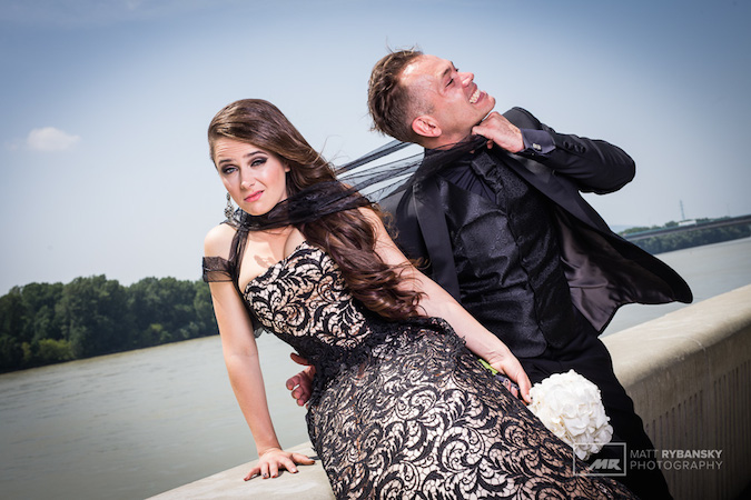 Svadba: Natália a Ladislav, Foto: Matt Rybanský