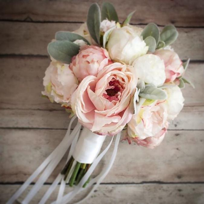 Bouquet Ortensie E Rose : Čo o vás napovie svadobná kytica všetko čo