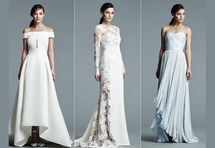 60f417b19455 Výstavy J. Mendel  Svadobné šaty s nádychom parížskej elegancie a  minimalizmu
