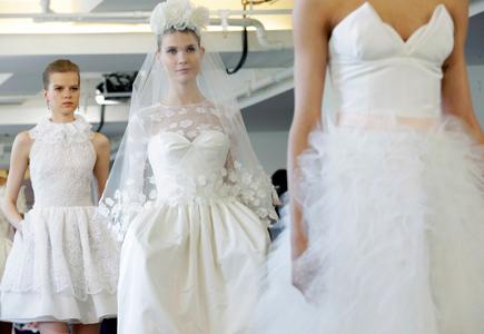 Svadobné šaty Svadobné šaty Oscar de la Renta  Inšpirované všetkými druhmi  flóry  66ea22196e3