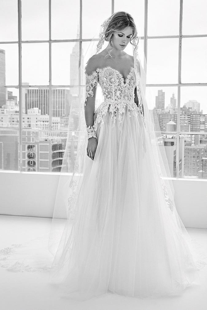 22586233d2f4 Blog Svadobné šaty Zuhair Murad 2018  Pre princezné...