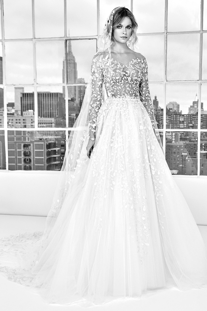 Blog Svadobné šaty Zuhair Murad 2018  Pre princezné...  b8209abdf0a