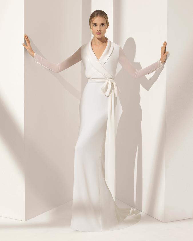 f1a4cf9aaf6e Svadobné šaty Svadobné šaty Rosa Clará 2018  Sexi elegantné ...