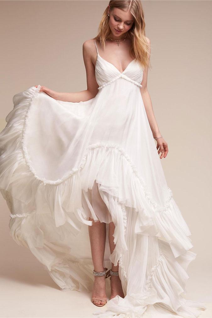 Svadobné šaty Svadobné šaty podľa typu nevesty  ffc393922ea