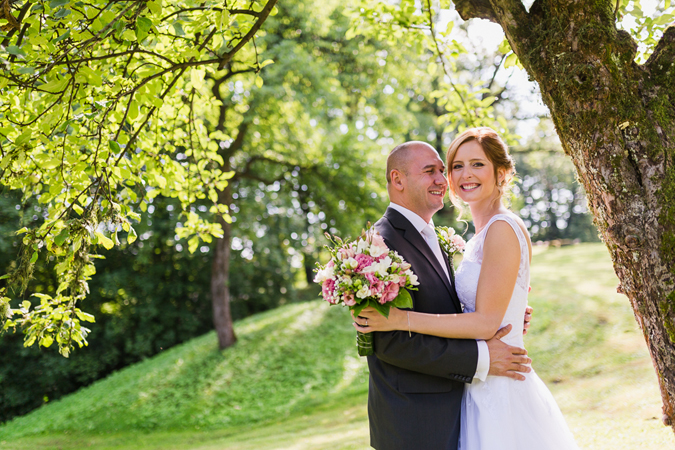 715ab1bab1a1 Články Barbora   Petr  Krásna svadba v Beskydách
