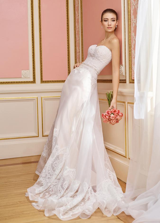 e65778736cab Články Mon Cheri Bridals 2017  Svadobné šaty s americkým leskom ...