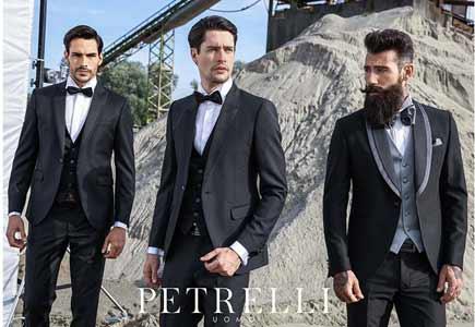 c085f269982a Valéria Procházková o oblekoch Petrelli  S pánskou módou môžeme ...