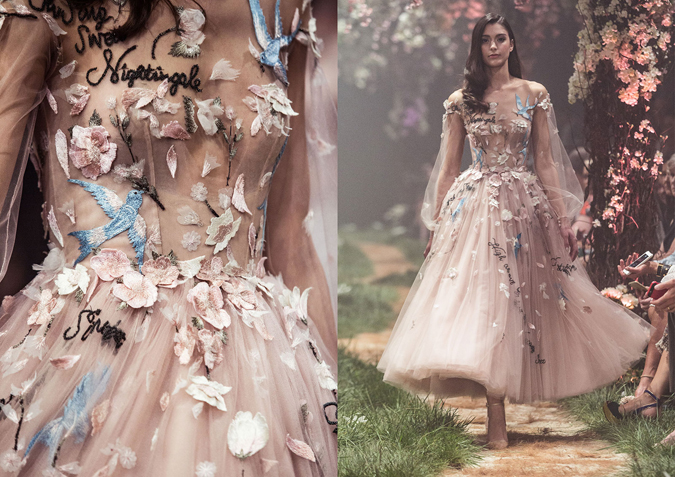 bb46f22e0728 Ďalej by vás mohlo zaujímať  Španielske svadobné šaty značky Villais v  mestskom štýle · Návrhy svadobných šiat ...