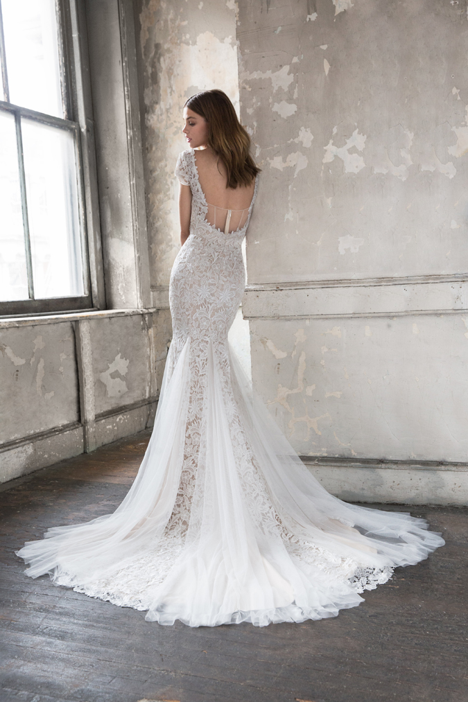 acbcb424fa88 Svadobné šaty Allison Webb  Svadobné šaty s dušou newyorskej ...