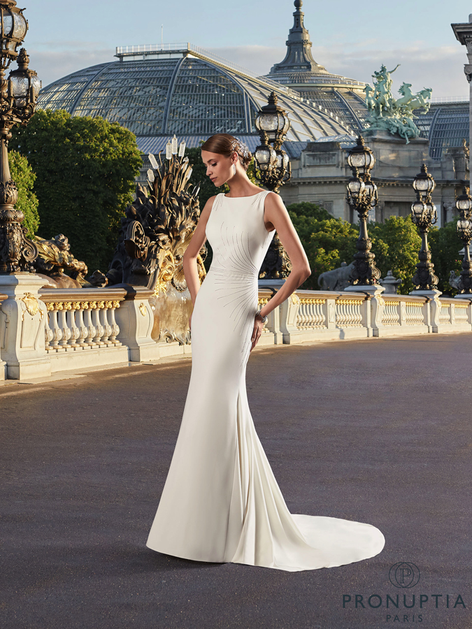 593772754202 Svadobné šaty Pronuptia  Svadobné šaty priamo z Paríža