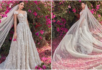 855a865f61ed Handmade svadba Svadobné šaty od Galie Lahav inšpirované ...