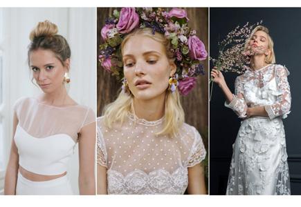 b7949b3fed65 Svadobné šaty Galéria najkrajších svadobných šiat a doplnkov na leto ...