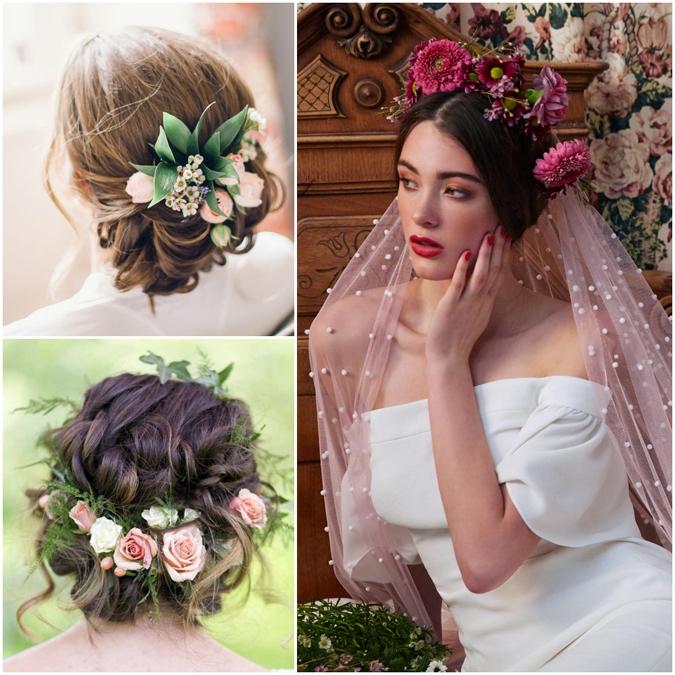 Blog Živé kvety vo vlasoch sú stále IN!  e17d25af3c6