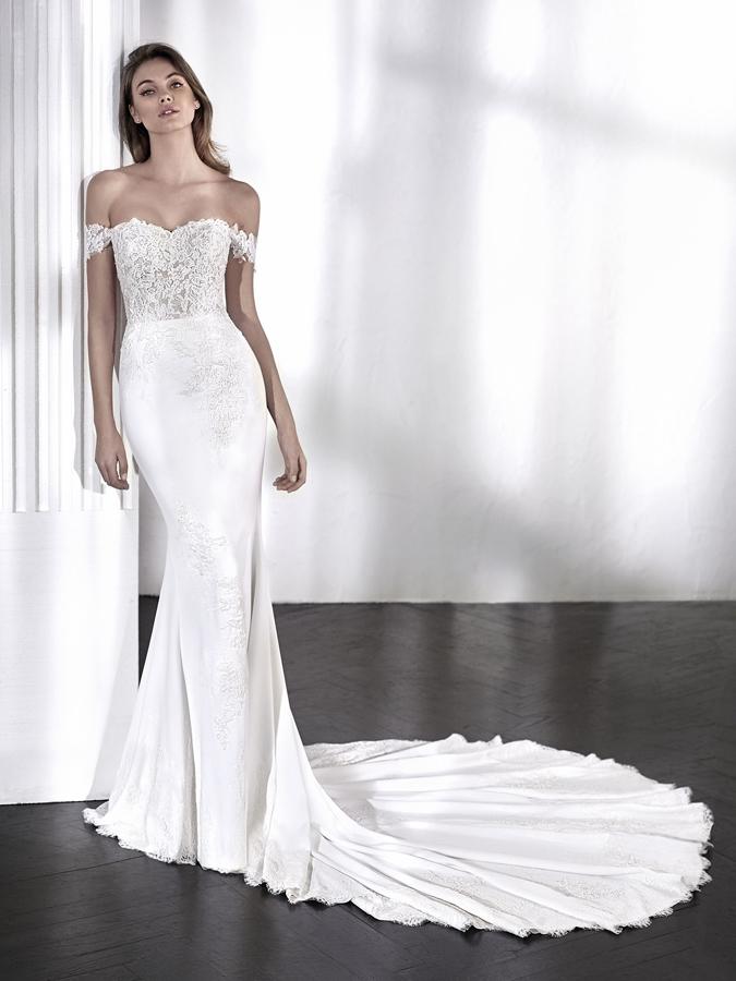 CHRISS Predstavujeme vám najkrajšie svadobné šaty značky St. Patrick ... cd6d1a08f5f