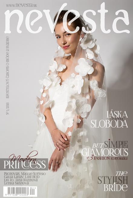 d2c5500c677b Články Čítajte nové číslo on-line časopisu Nevesta 1 2018!