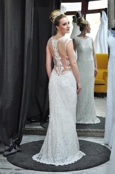 5ff0b7c55940 Svadobné šaty Svadobný salón Lenna