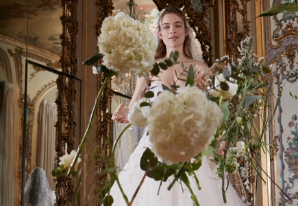 4c705c7e687b Svadobné šaty Svadobné šaty Elie Saab  Inšpirované cisárovnou Sissi ...