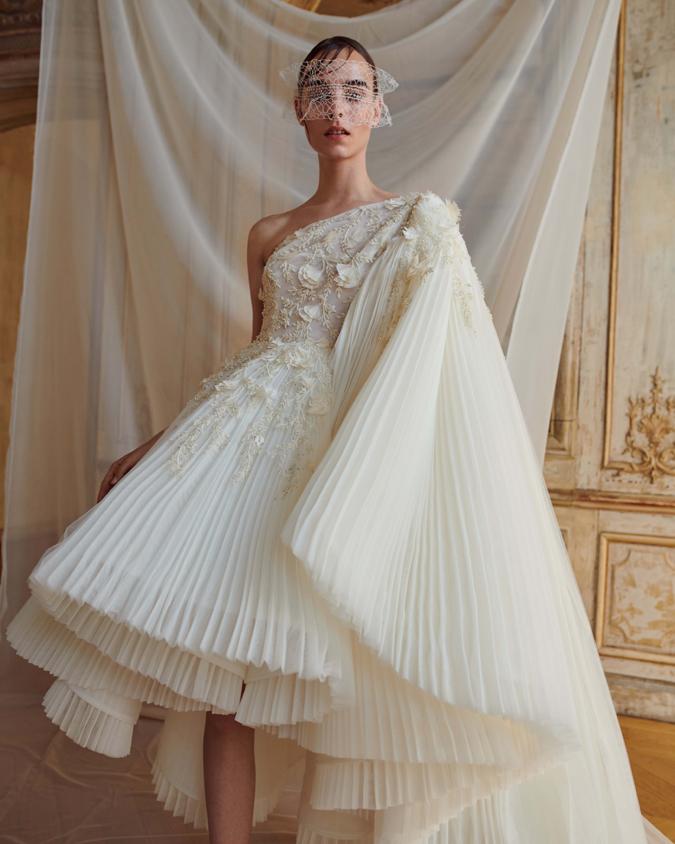 11f16776ad0b Svadobné šaty Svadobné šaty Ashi Studio  Nech žije extravagancia ...