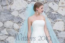 06499e341639 Články Svadobné šaty pre tehotné nevesty inšpirované 50. a 60. rokmi ...