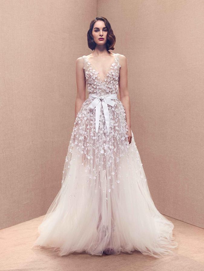 7930250be583 Blog Svadobné šaty Oscar de la Renta 2020  Dôraz na prirodzenosť ...