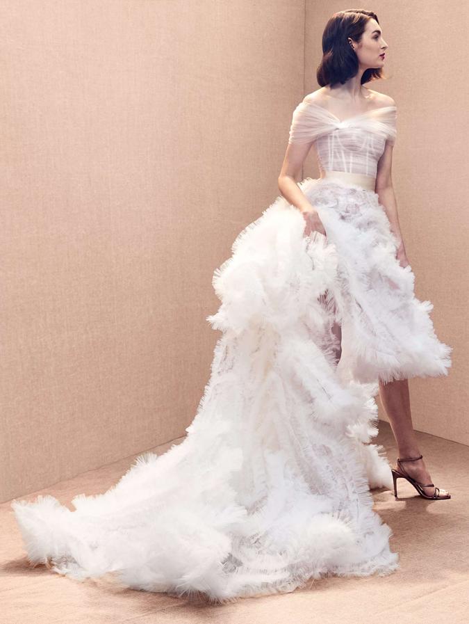 0f3e4bb86a9e Svadobné šaty Ashi Studio  Nech žije extravagancia! Svadobné šaty Manu  Garcia  Vo svetle romantického Paríža. 11. 12