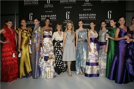 Noviny Spoločenské šaty z kolekcie Patricia Avendaño 2011  c920def3b7