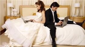 Americké svadobné trendy: moderné technológie