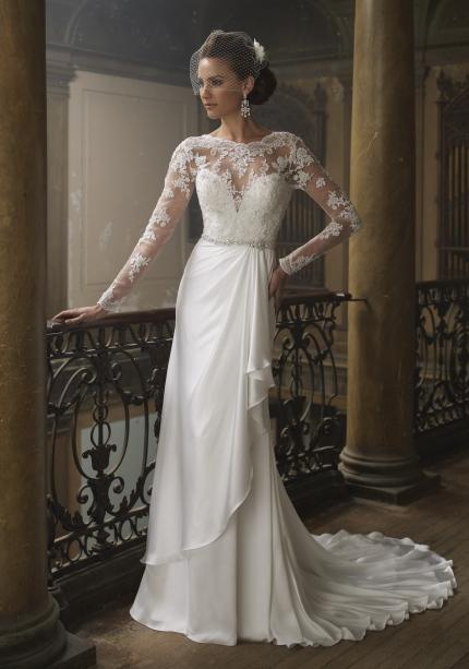 Svadobné šaty Nadčasová elegancia  Svadobné šaty Mon Cheri  c6860780ab6