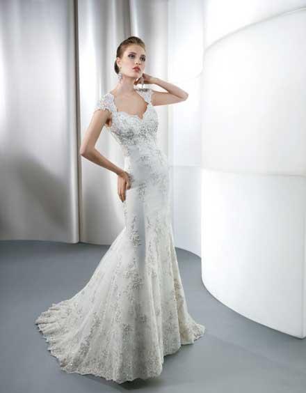 Svadobné šaty ELEGANT STITCH ® since 1989 4b82ad7f936